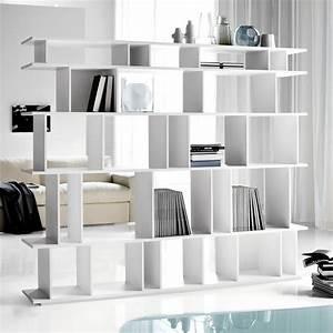 Ikea Raumteiler Regal : 55 raumteiler ideen mit einmaligem dekor r ume definieren ~ Sanjose-hotels-ca.com Haus und Dekorationen