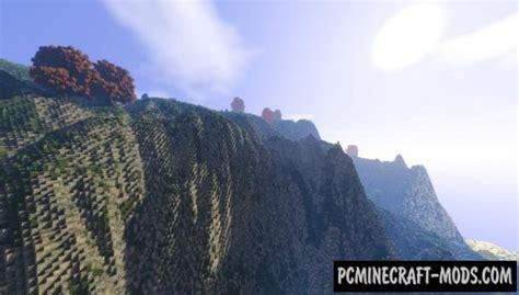 world  naruto map  minecraft   pc java mods