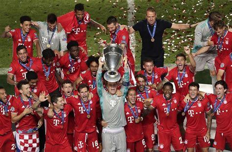 Bayern Ucl 2020 / Lokomotiv Moscow Vs Bayern Munich ...