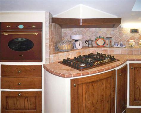 cucina per piccoli spazi cucine in muratura per piccoli spazi