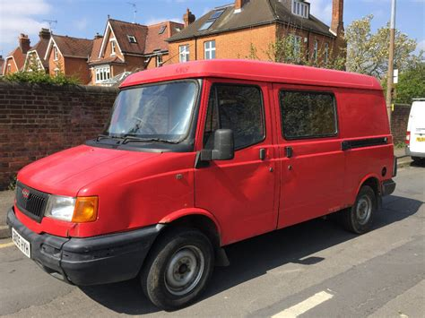 ldv pilot 200 6 seater crew 2005 ex royal mail