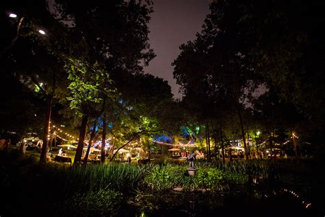 umlauf garden party event pictures fisterra studio projects