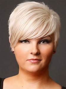 Intellectual Confidence With Short Haircuts For Fat Faces