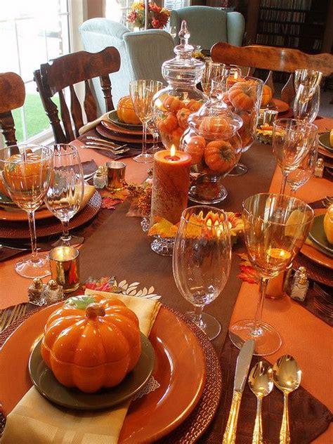 Fabulous Fall Dinner Table Spread #bravahome Autumn