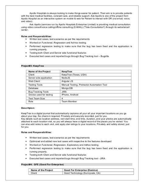 salesforce testing resume software testing 28 images