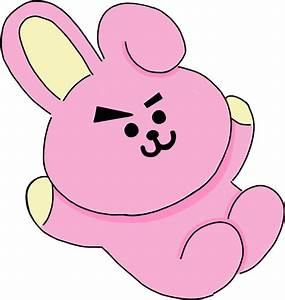 """""""Cooky BT21 Jungkook"""" Stickers by Liriart Redbubble"""