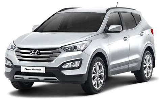 Hyundai Santa Fe India, Price, Review, Images  Hyundai Cars