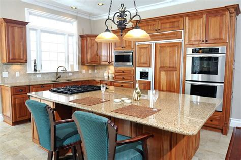 kitchen island with oven 44 kitchens with wall ovens photo exles 5216