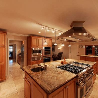 Kitchen Island Cooktop Pin By Farley On For The Home