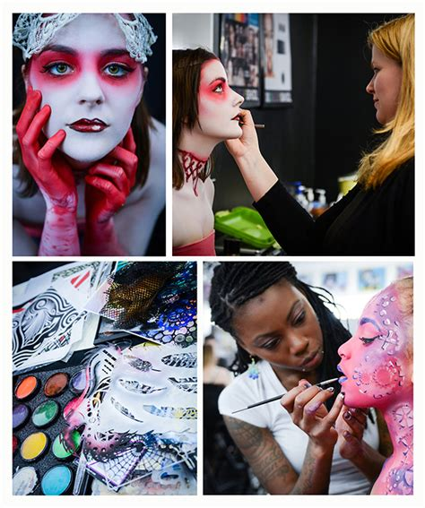 fx makeup schools special effects makeup schools in style guru