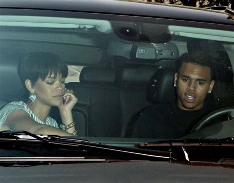 rihanna  abusive boyfriend  hollywood gossip