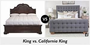 difference between king and california king With different king size beds