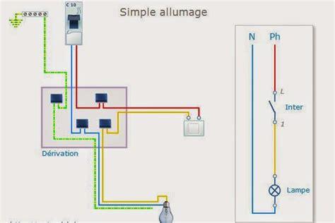 installation electrique sch 233 ma 233 lectrique du simple allumage installation electrique