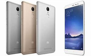 Xiaomi Redmi 3 Pro User Manual Pdf