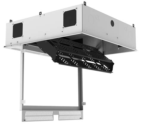 Ceiling Equipment by Atlasied Cr222p Concealed Ceiling Rack For 19 Quot Equipment