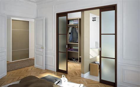 portes int 233 rieures les portes coulissantes sur mesure les s 233 paration de pi 232 ces comptoir des bois