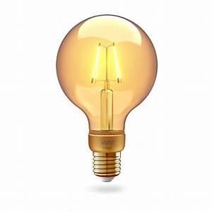 Smart Filament Bulb E27 Vintage Globe