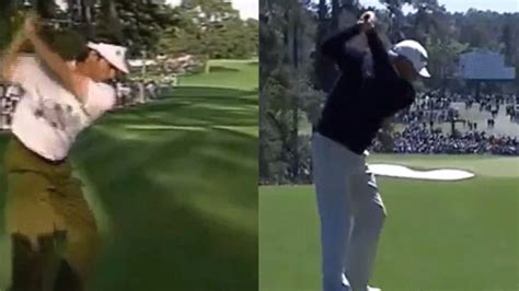 Proof that even after 25 years, Fred Couples' swing is as ...
