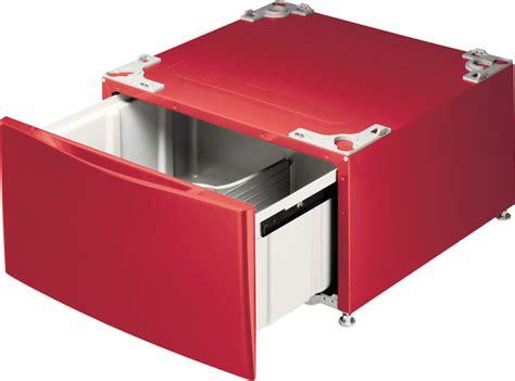 lg pedestal wdp4w lg wdp4r pedestal with drawer cherry