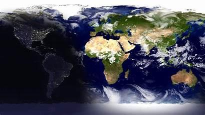 Earth Wallpapers Map Lights Desktop 3d Google