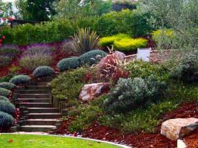 Hillside Landscaping Ideas Back Yard