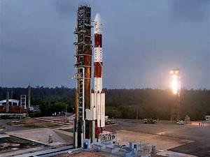 ISRO: ISRO's PSLV-C40 successfully places Cartosat-2 in ...