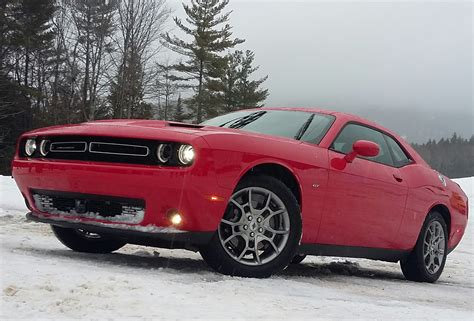 2017 Dodge Challenger Gt Awd The Daily Drive