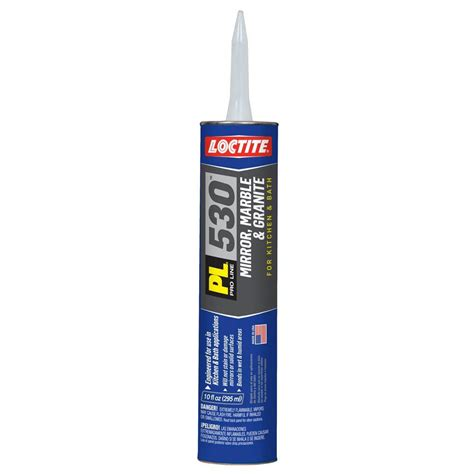how do you get glue a countertop loctite 10 fl oz pl530 mirror marble and granite