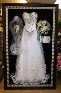 Wedding Dress Display Case