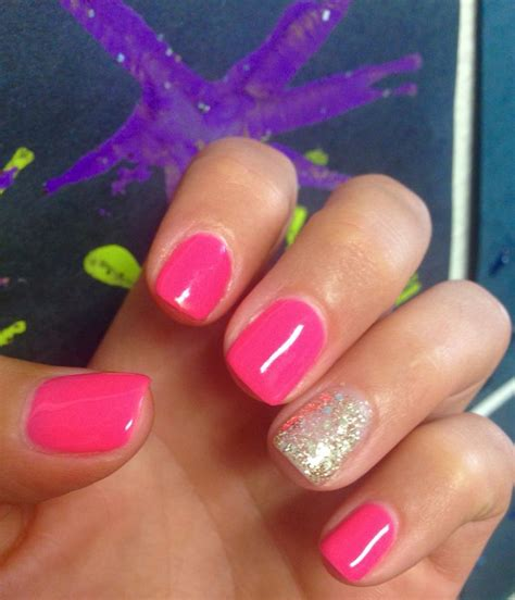 shellac nails colors best 25 summer shellac nails ideas on
