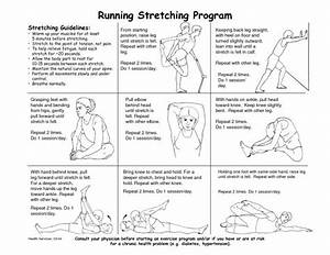 27 Best Images About Stretching Pre