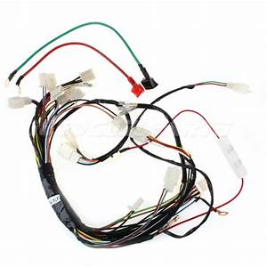 Main Wire Harness Atv 110cc 125cc Taotao Quad 4 Wheeler