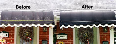 Awning Cleaning Delavan Wisconsin