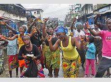 Liberia Lifts Quarantine of West Point Slum as Errors