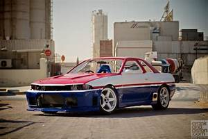 time, attack, nissan, skyline, gt-r, build, from, dubai