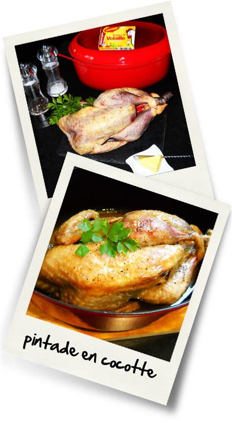 pintade cuisine pintade christiane cuisine