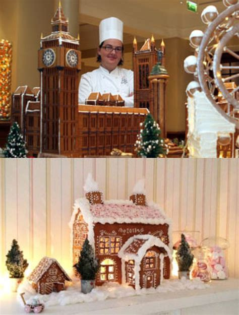 gingerbread houses     goodtoknow