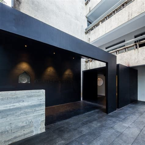 youth hostel  id town   office architects shenzhen