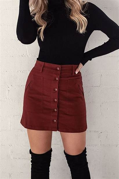 Skirt Outfits Casual Skirts Spring Trend Boots