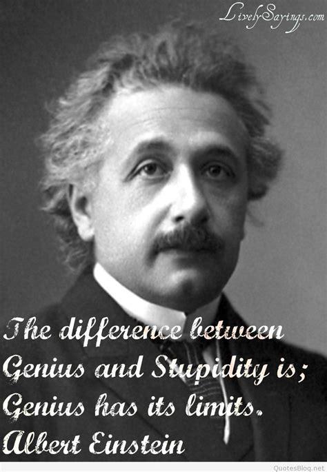 Albert Einstein quotes with pictures
