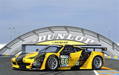 Dunlop Tire Wallpapers Company Tires Fast Yellow