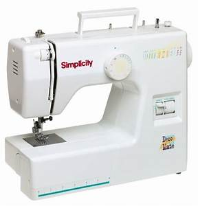 Sewing Machine  Simplicity S07 Deco Mate Sewing Machine