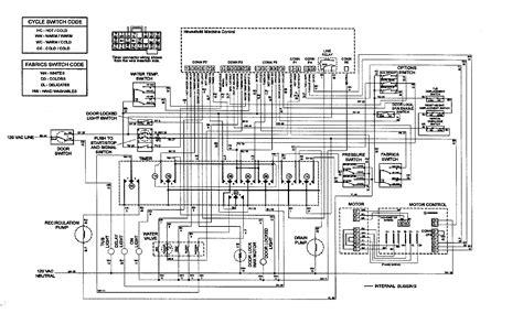 Maytag Washer Wiring Schematic Free Diagram