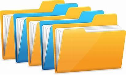 Folder Computer Directory Euclidean Folders Transparent Angle
