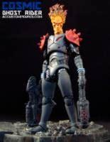 Cosmic Ghost Rider (Thanos) (Marvel Legends) Custom Action ...
