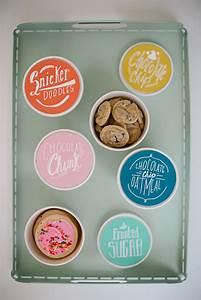 Printable cookie packaging labels julep for Cookie labels packaging