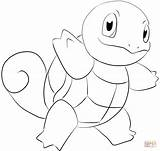 Coloring Squirtle Pages Supercoloring Printable Drawing Holidays sketch template