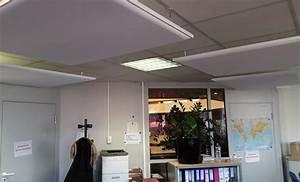 Schalldämmung Decke Nachträglich : schallminderung akustik deckensegel mit digitaldruck ~ Lizthompson.info Haus und Dekorationen