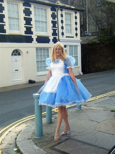 It Is Not Just Girls Who Like To Dress Up As Alice Can