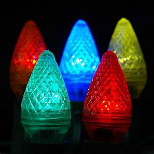 Show Details For Multi Colored C7 Led Replacement Lamps 25
